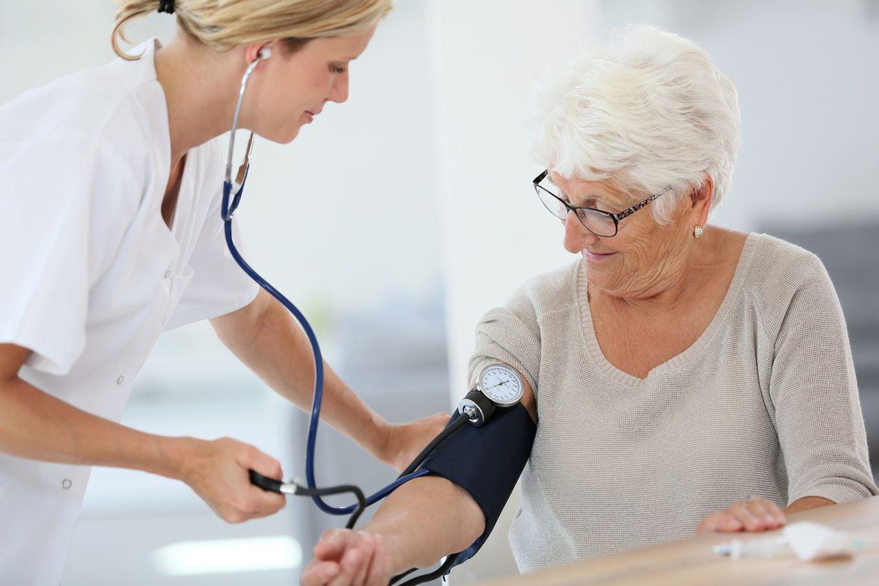 hipertenzija očitavanje)