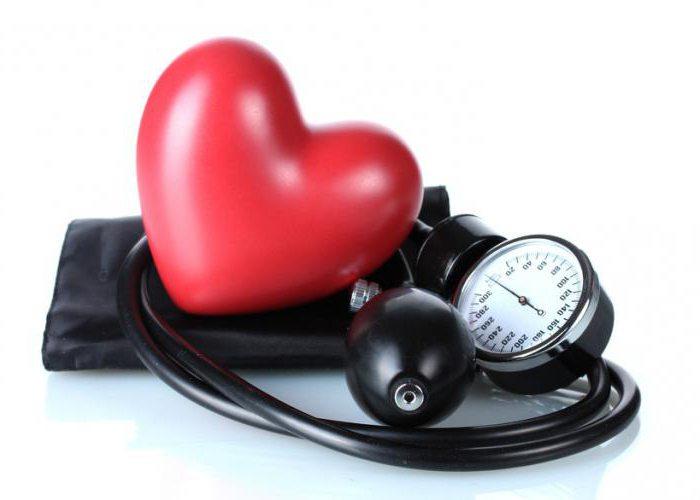 hipertenzija potpuni popis