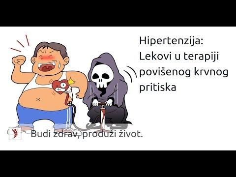 ako hipertenziju i bradikardiju)