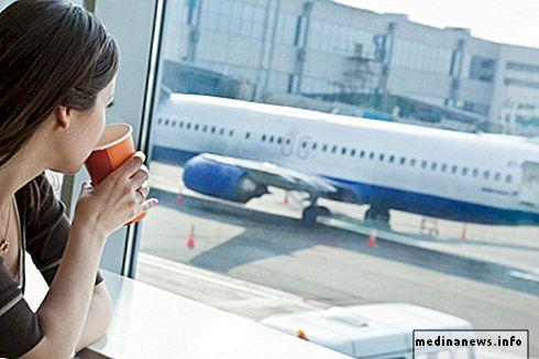 letovi s hipertenzijom u avionu