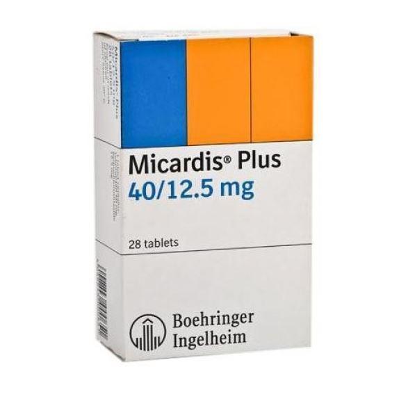 mikardis hipertenzija