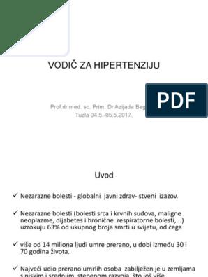 nesposobnost ishemičke srčane bolesti i hipertenzije)