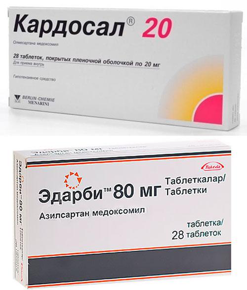 hipertenzija sartana