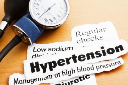 Urota gihta i hipertenzije