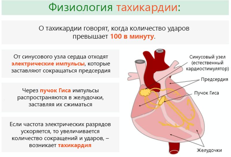 liječenje hipertenzije i tahikardije