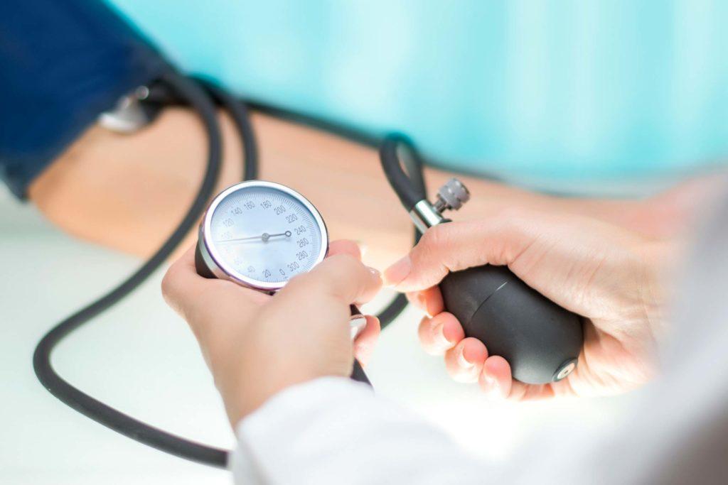 hipertenzija i oticanje lica)