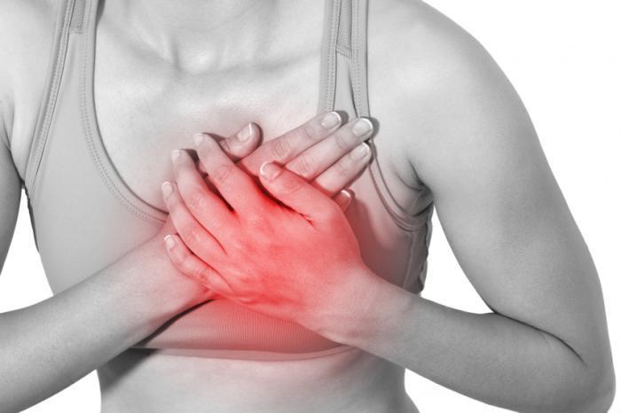 cijeđenje bol u srcu metoda za masažu hipertenzije