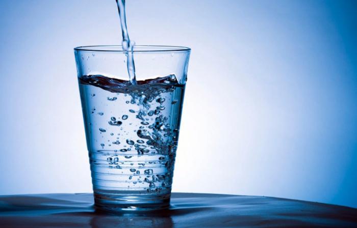 ih treba piti vodu u hipertenziji