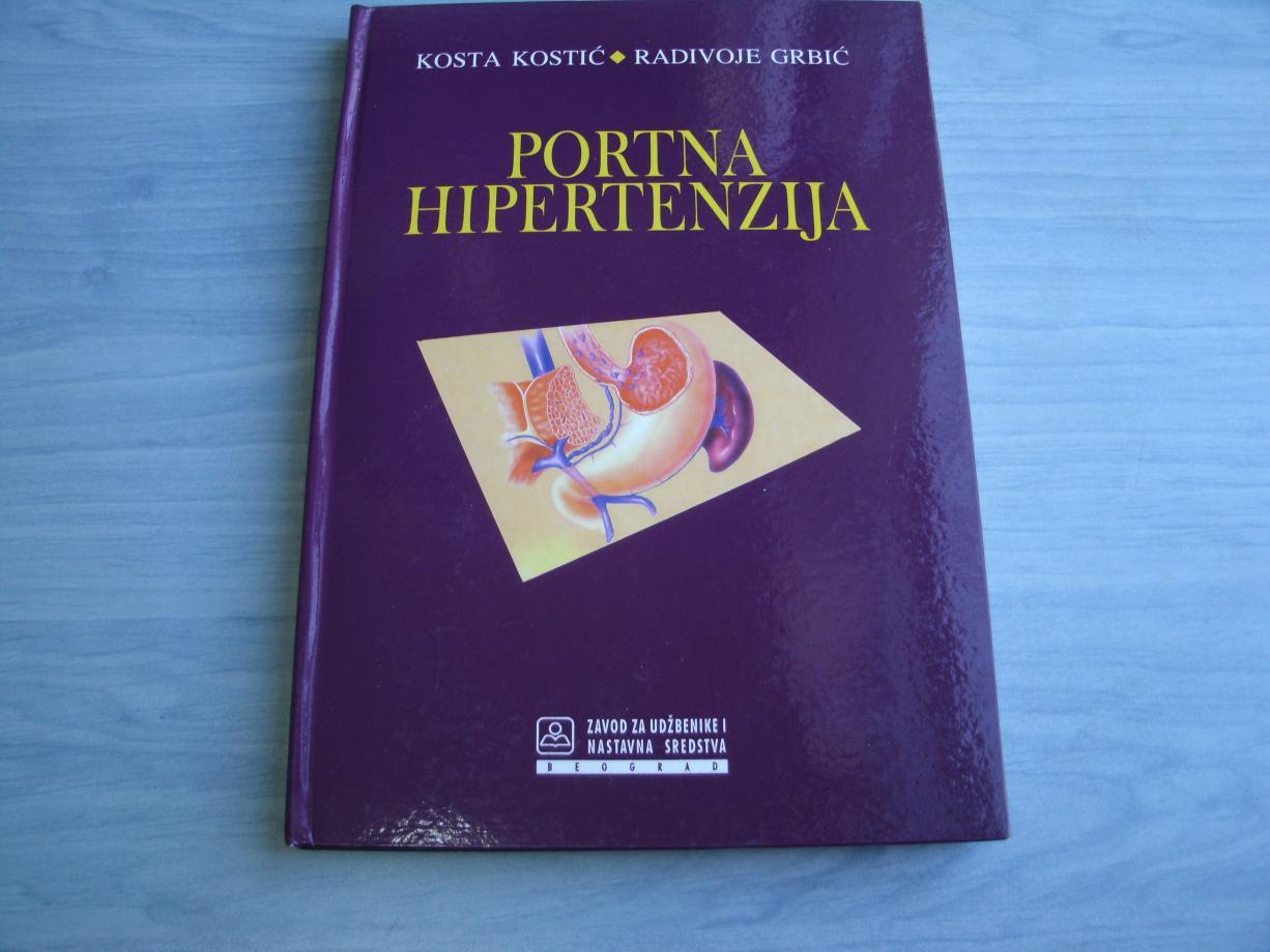 Knjige za prevenciju hipertenzije