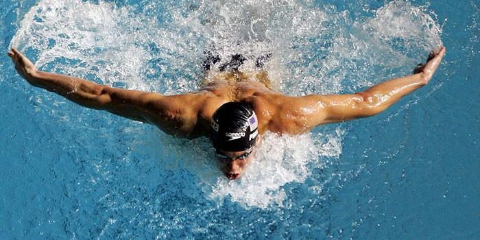 možete plivati u hipertenziji)