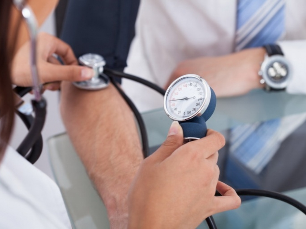 hipertenzija, anemija