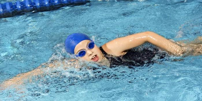 možete plivati u hipertenziji