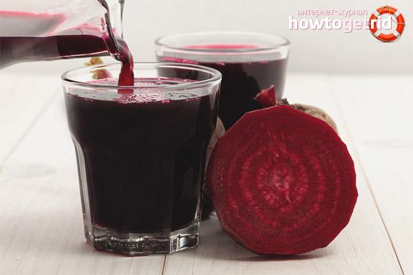 Hipertenzija i terapija sokovima