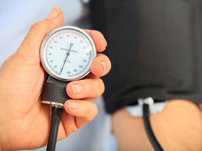 Injekcija meksidola za hipertenziju