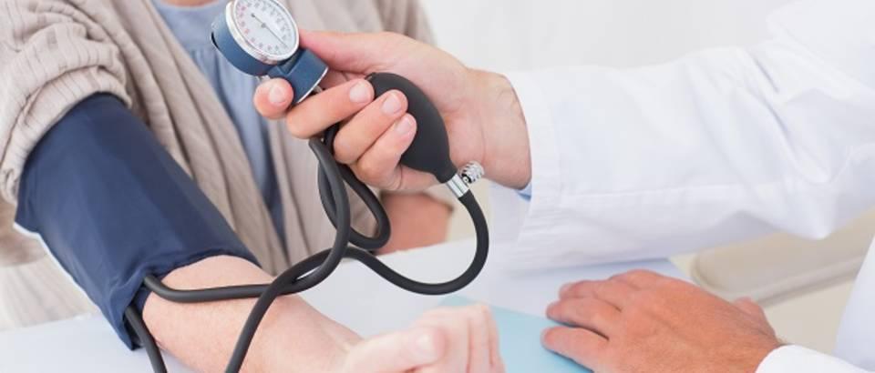 hipertenzije i hodanje