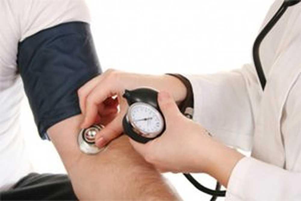 riža hipertenzija liječenje)