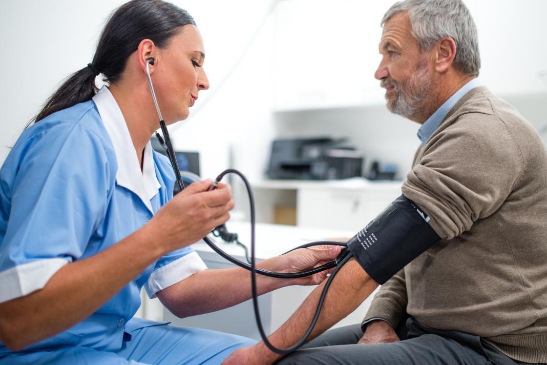 visoki krvni tlak i hormona