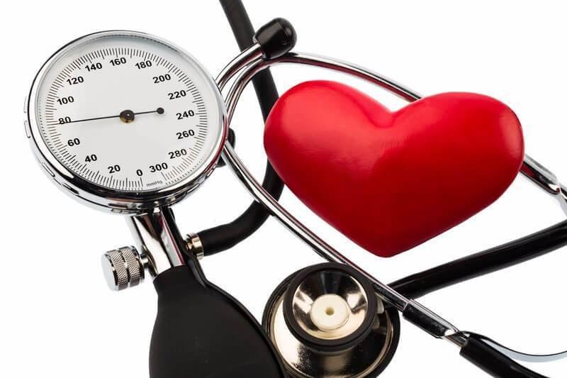 hipertenzija crvenilo