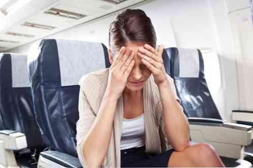 Mogu li letjeti avionom nakon moždanog udara?