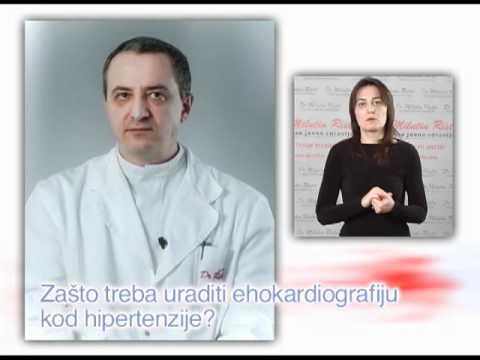 disanje s video hipertenzije