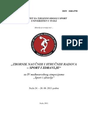 (PDF) teorija sporta sa osnovama specijalne namjene