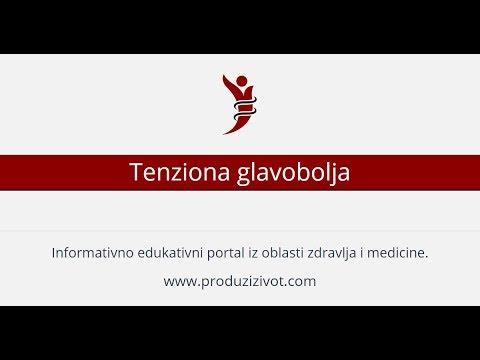 analgetici s hipertenzijom glavobolju)