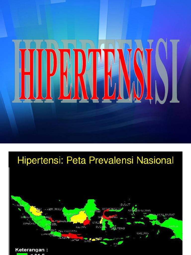 peta hipertenzija
