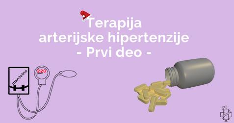hipertenzija, vaskularni terapija)