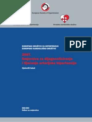 dijagnoza hipertenzije tekst)