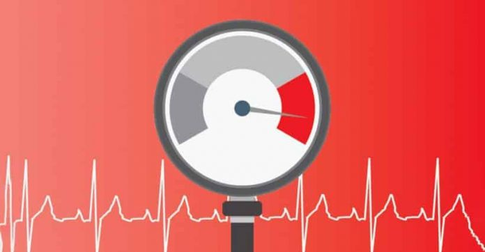 učinak vode na hipertenziju