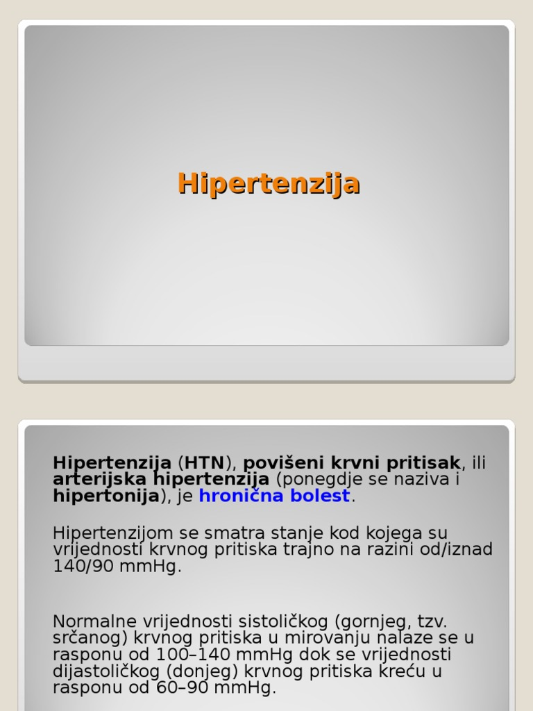 who podjela rizika hipertenzije)