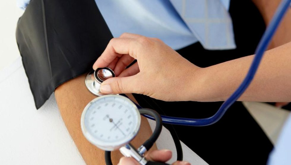 hipertenzija i vrući tuš