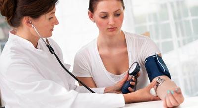 hipertenzija je prva faza te bolesti)