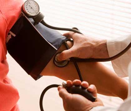 proširenje srca zbog visokog krvnog tlaka
