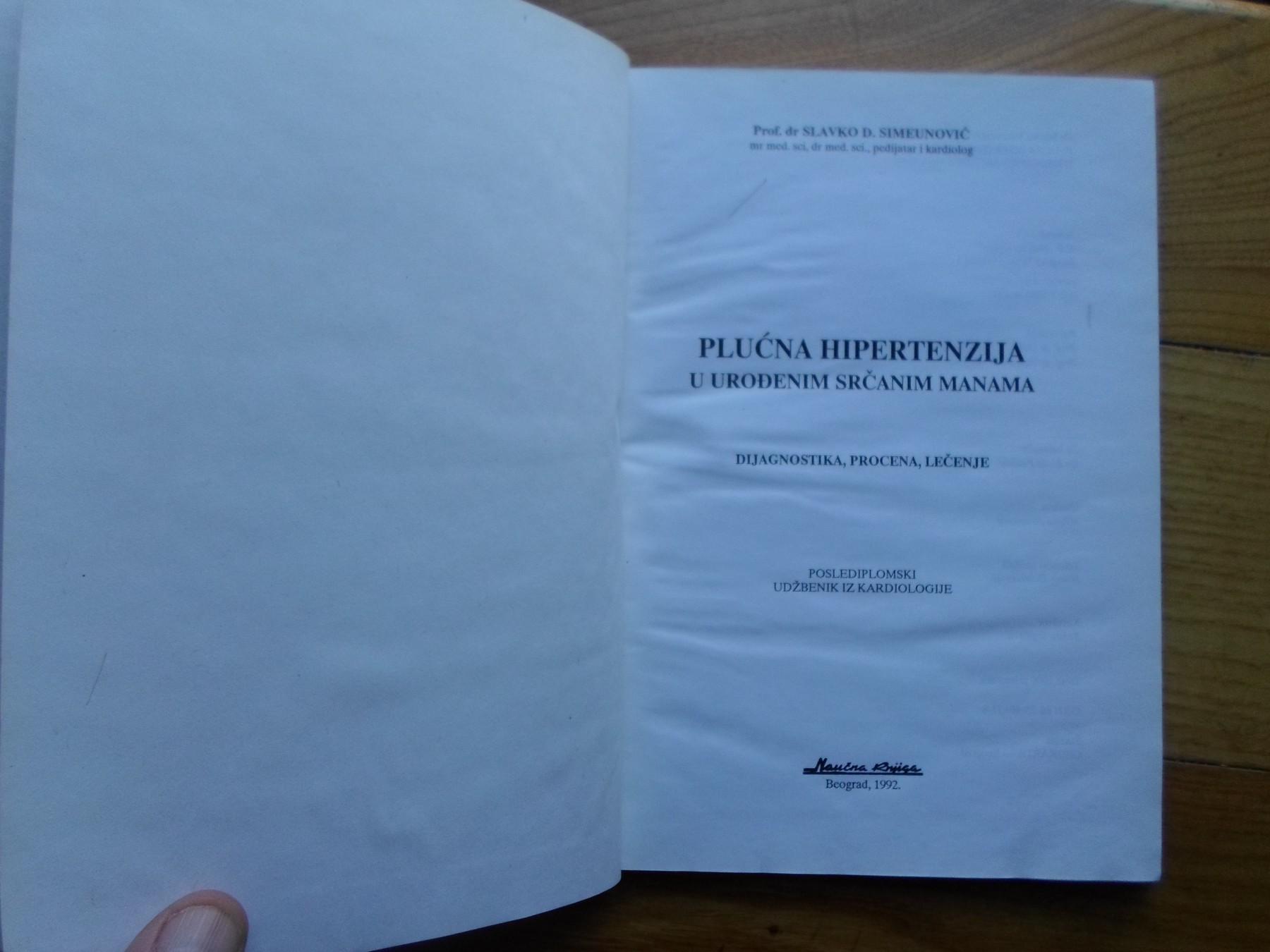 bez knjiga hipertenzija)
