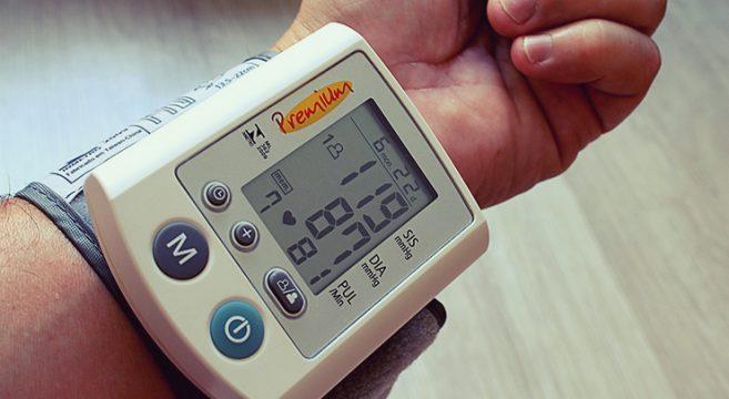 hipertenzija oko 2 stupnja