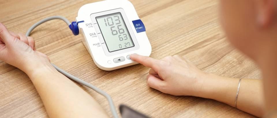 kako se postupa s povišenog krvnog tlaka dijeta