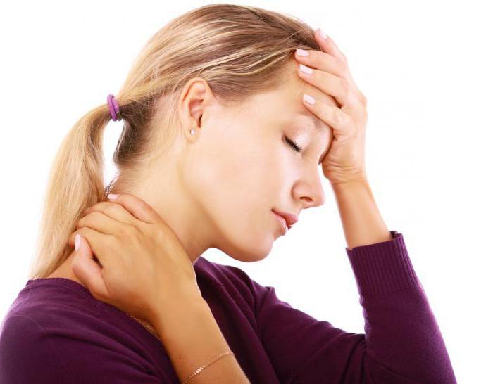 povlačenja hipertenzija i glavobolja)