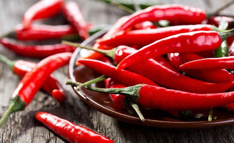 mogu li jesti ljute papričice u hipertenzije
