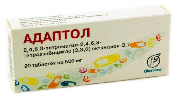 hipertenzija adaptol