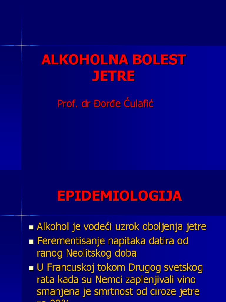 ciroza hipertenzija)