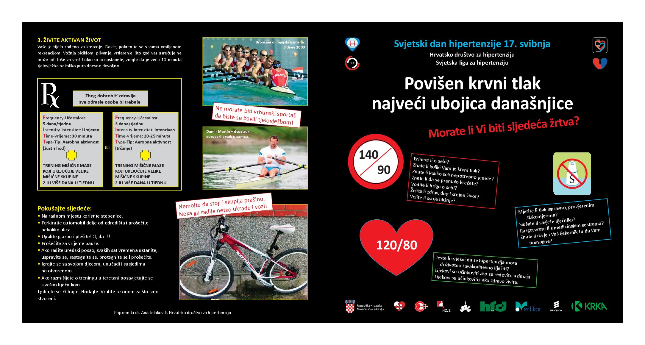 bicikl i hipertenzija