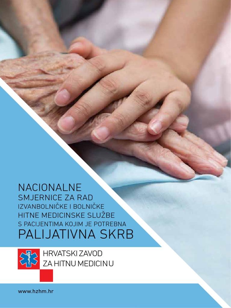 pružanje hitne medicinske skrbi za hipertenziju standardom hipertenzija, bez oštećenja ciljanih organskih