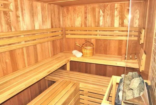 hipertenzija može ići u saunu