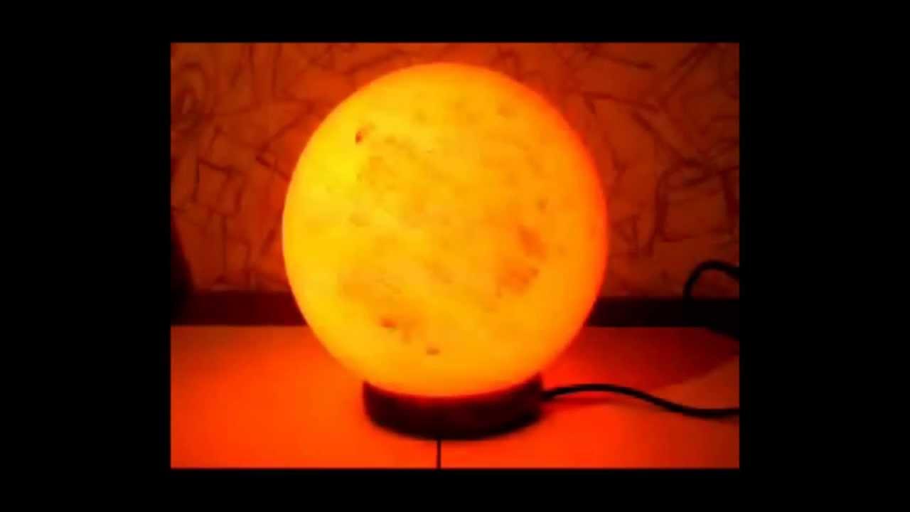 Što su slane svjetiljke i kako rade?