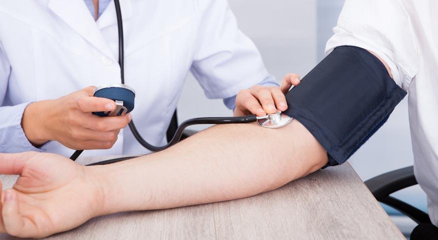 visoki krvni tlak i barometra