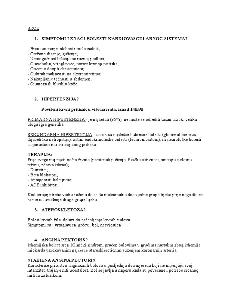 glomerulonefritis i hipertenzija)