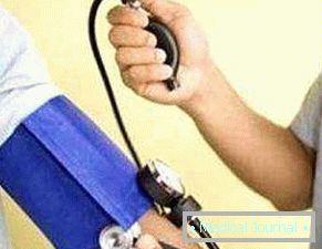 prošireno srce i visokog krvnog tlaka priručnici za hipertenziju