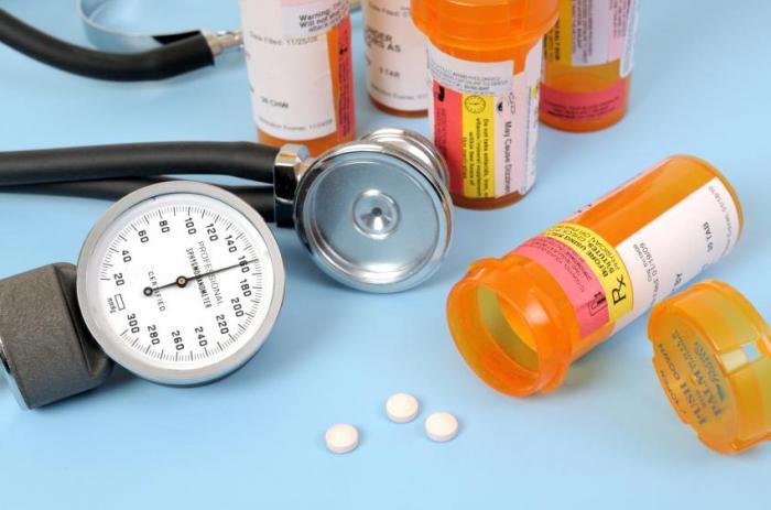 kada piti lijek za hipertenzije