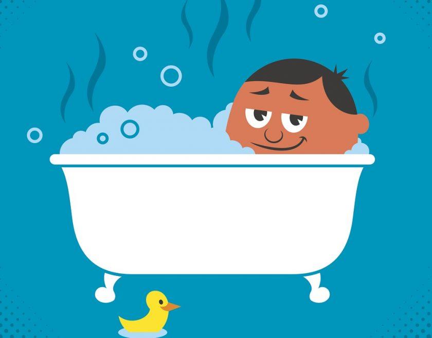 kako kupanje u hipertenziji)